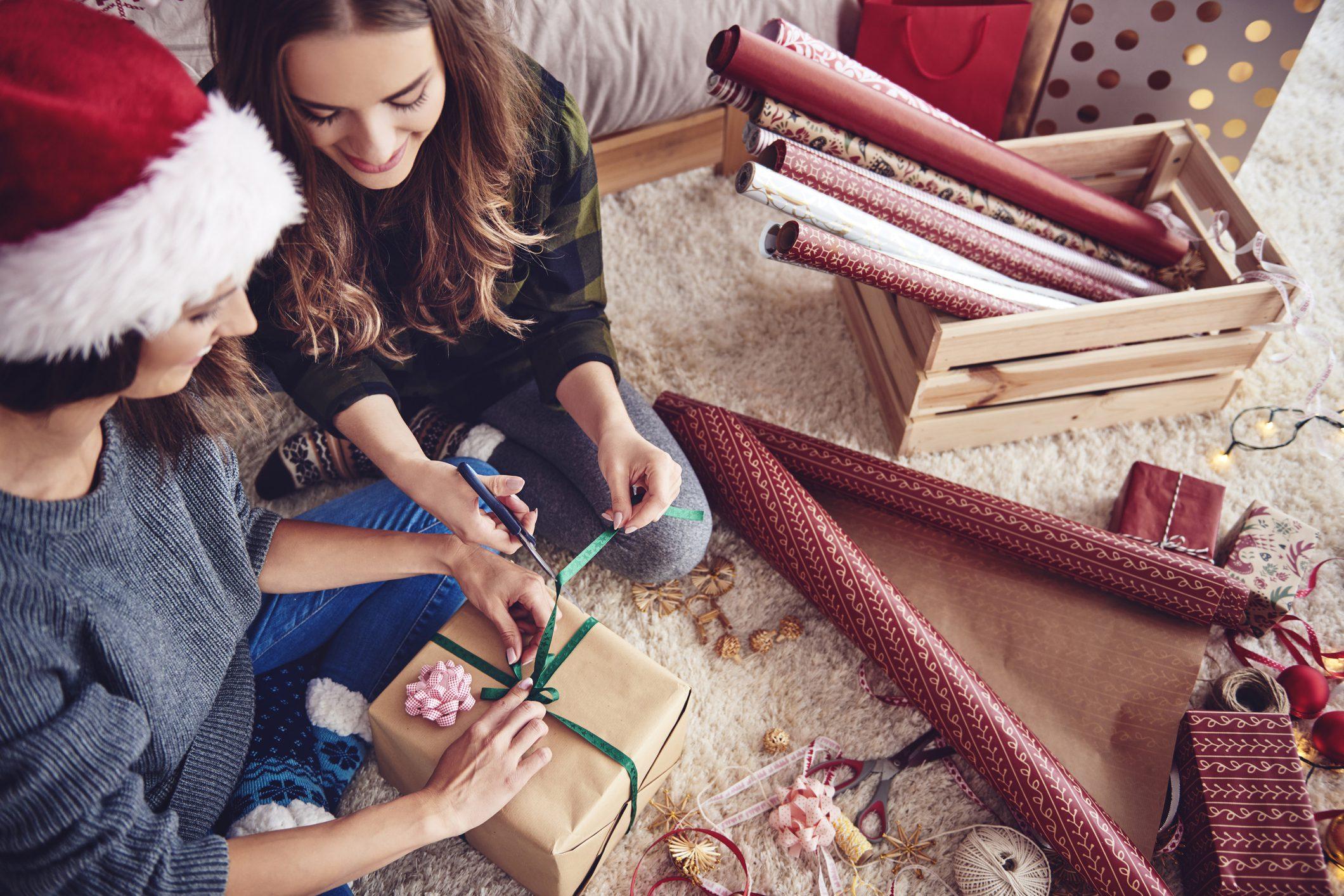 Christmas presents budget