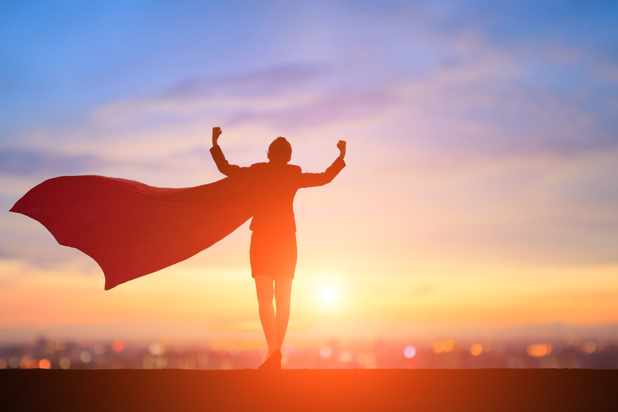 Guest Blog: Super-Heroism for Dummies | Spectrum Strategies